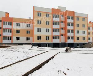 ЖК «Томилино»: ход строительства дома №2 из группы застройщика