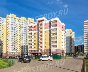 ЖК «Видный берег»: ход строительства корпуса №3