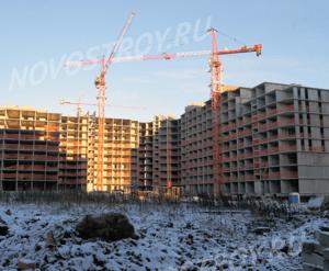 ЖК «Новоснегирёвский»: ход строительства корпуса №15