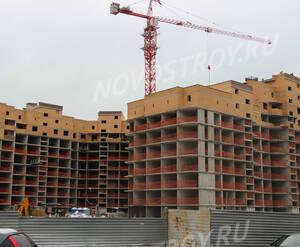 ЖК «Новоснегирёвский»: ход строительства корпуса №16