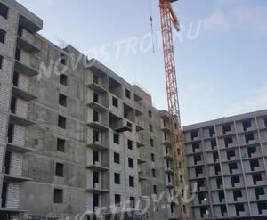 ЖК «Красногорский»: ход строительства корпуса №18