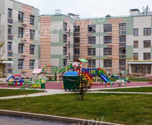 ЖК «Новогорск Парк»: ход строительства квартала 2