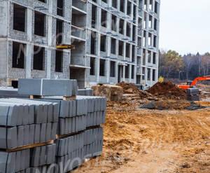 ЖК «Новогорск Парк»: ход строительства квартала 3