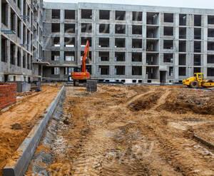 ЖК «Новогорск Парк»: ход строительства корпуса 3Г из группы застройщика