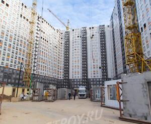 ЖК «Люберецкий»: ход строительства корпуса №1