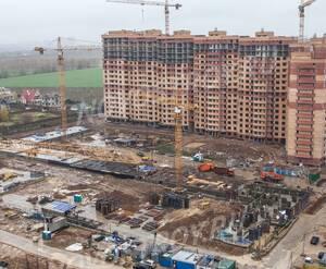 ЖК «Зеленые аллеи»: ход строительства корпуса №2.7