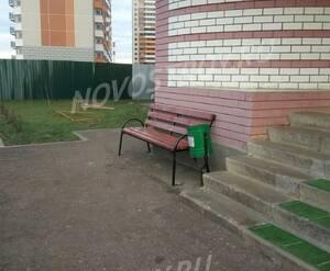 ЖК «ДОМодедово Парк»: благоустройство прилегающей территории из группы застройщика