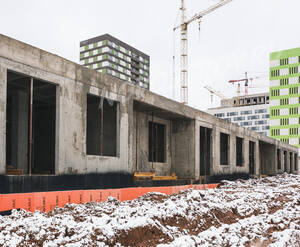 ЖК «Жемчужина Зеленограда»: ход строительства корпуса №10.2