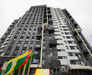 МФК «Букинист»: завершены фасадные работы