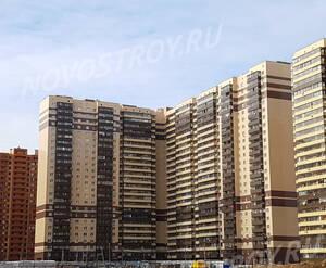 ЖК «Новокосино-2»: ход строительства корпуса №1
