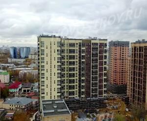 ЖК «Родной город. Каховская»: скриншот с видеообзора