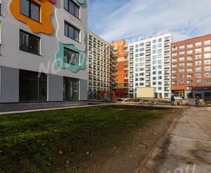 ЖК «Микрогород «В лесу»: ход строительства корпуса №13,15 из группы застройщика