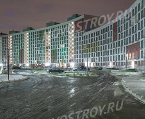 ЖК «Рождественский»: ход строительства корпуса №2б