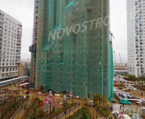 ЖК «Wellton Park»: ход строительства корпуса №2