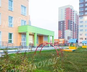 ЖК «Столичный»: ход строительства детского сада из группы застройщика