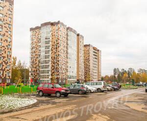 ЖК «Мелодия леса»: ход строительства корпуса №5,6,7