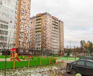 ЖК «Мелодия леса»: ход строительства корпуса №6,7