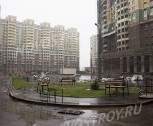ЖК «Две столицы»: ход строительства дома №14,15