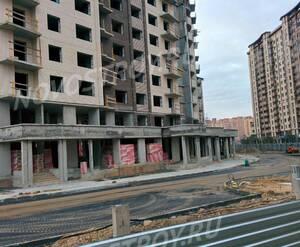 ЖК «Гусарская баллада»: ход строительства корпуса №24 из группы дольщиков