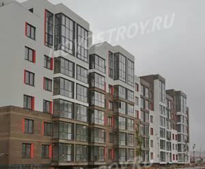 ЖК «Императорские Мытищи»: ход строительства корпуса №14