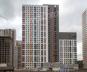 ЖК «Оранж Парк»: ход строительства корпуса №2