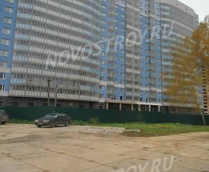 ЖК «Лобня Сити»: ход строительства корпуса №1