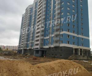 ЖК «Лобня Сити»: ход строительства корпуса №2