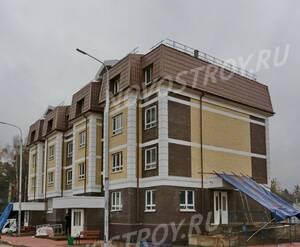 Малоэтажный ЖК «Театральный парк»: ход строительства корпуса №41