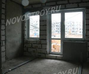 Малоэтажный ЖК «Аккорд. Smart-квартал»: ход строительства корпуса №2Б из группы застройщика