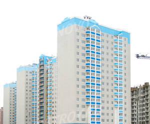 ЖК «Южное Видное»: ход строительства дома №12