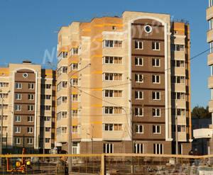 ЖК «Сакраменто»: ход строительства корпуса №4