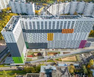 ЖК «Маршала Захарова 7»: ход строительства