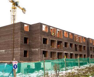 Малоэтажный ЖК «ЗаМитино»: ход строительства корпуса №14