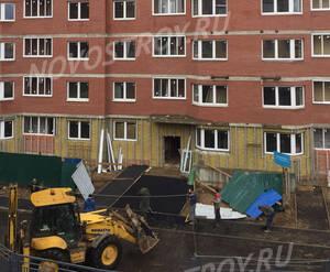 ЖК «Подрезково»: ход строительства 7 очереди, корпус №2