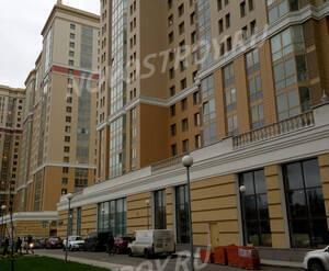 ЖК «Мосфильмовский»: фото построенных корпусов