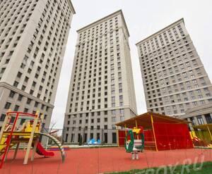 ЖК «Родной город. Октябрьское поле»: детская площадка