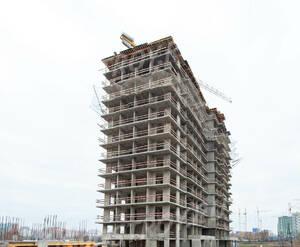 ЖК «Люберцы 2017»: ход строительства корпуса №38 из группы застройщика