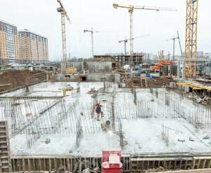ЖК «Люберцы 2017»: ход строительства корпуса №39 из группы застройщика