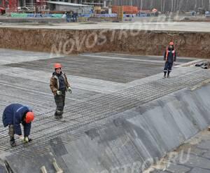 ЖК «Москвичка»: ход строительства корпуса №2