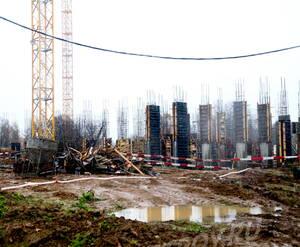 ЖК «Скандинавия»: ход строительства корпуса №13.1