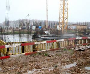 ЖК «Скандинавия»: ход строительства корпуса №13.2