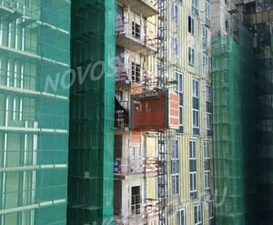 ЖК «Дом Серебряный бор»: ход строительства