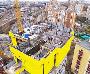 МФК «Monodom»: ход строительства