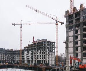 ЖК «Черняховского 19»: ход строительства корпуса №2ход строительства корпуса №2