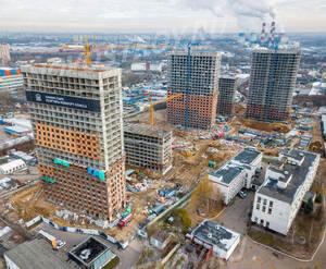 ЖК «Аннино Парк»: ход строительства