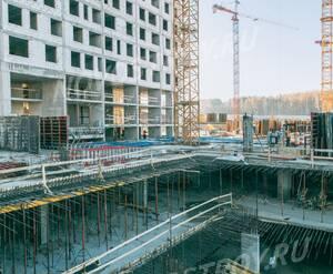 МФК «Спутник»: ход строительства корпуса №1,3