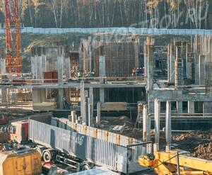 МФК «Спутник»: ход строительства корпуса №6