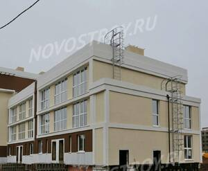 Малоэтажный ЖК «Малина»: ход строительства корпуса №3.2