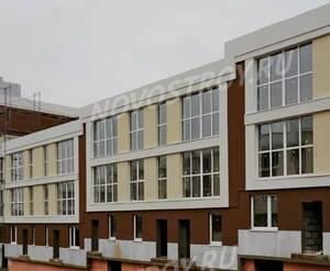 Малоэтажный ЖК «Малина»: ход строительства корпуса №3.3