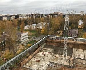 ЖК «Полет» (Щёлково): ход строительства